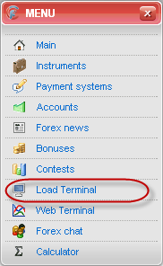 Terminal registration